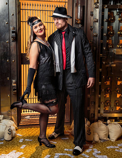 Exclusive Roaring 20s Costumes
