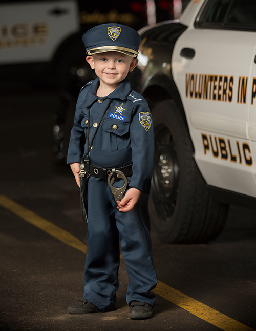 Exclusive Toddler Cop Costume