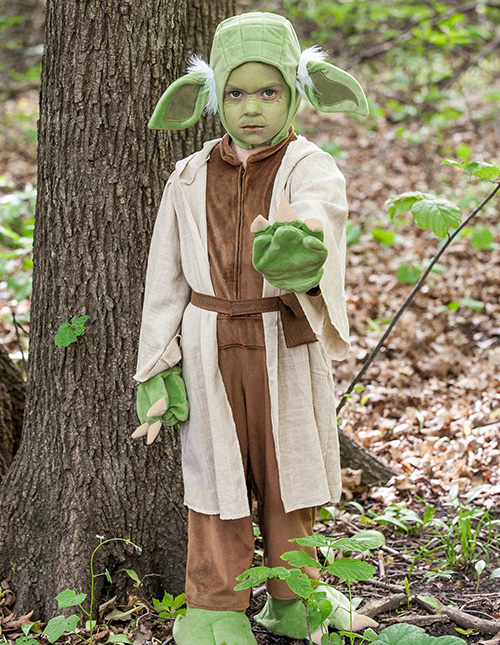 Exclusive Toddler Yoda Costume