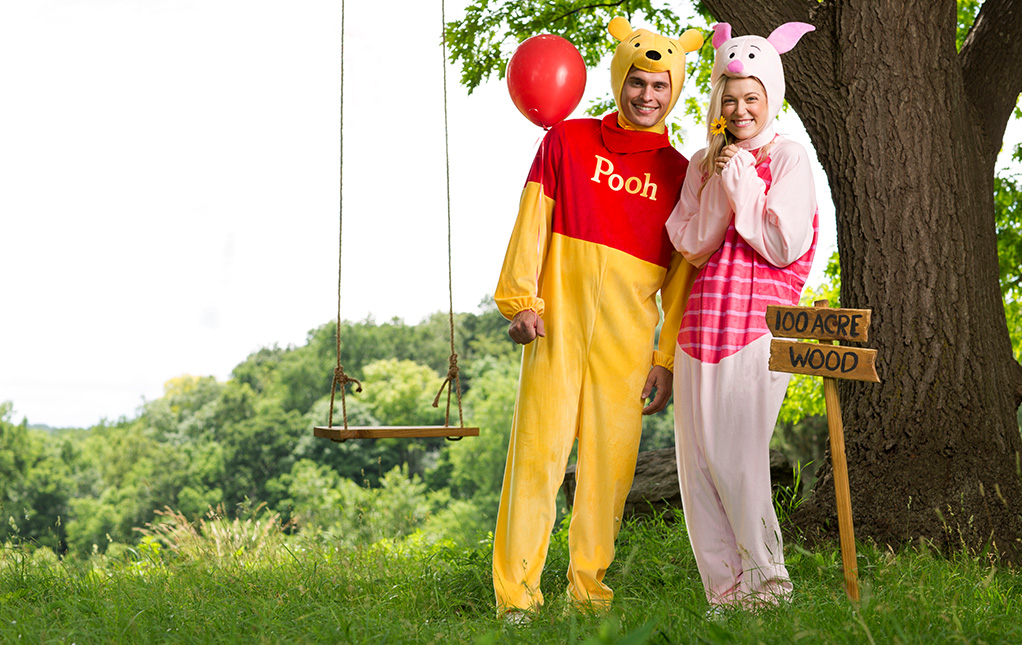 Exclusive Winnie the Pooh Costumes
