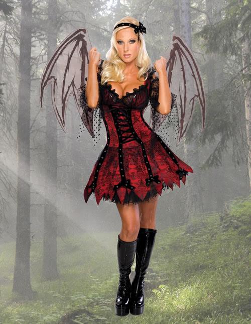 Evil Fairy Costume