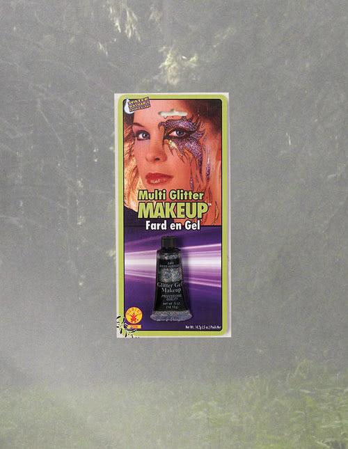 Fairy Glitter Makeup