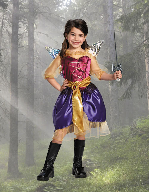 Pirate Fairy Costume