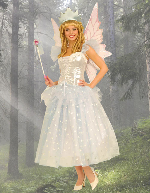 Tooth Fairy Costume  sc 1 st  Halloween Costumes & Womens u0026 Kids Fairy Costumes - HalloweenCostumes.com