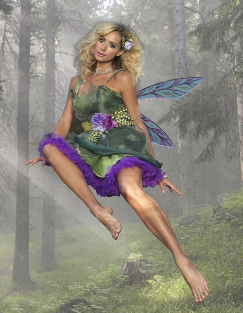 Woodland Fairy Costume  sc 1 st  Halloween Costumes & Womens u0026 Kids Fairy Costumes - HalloweenCostumes.com