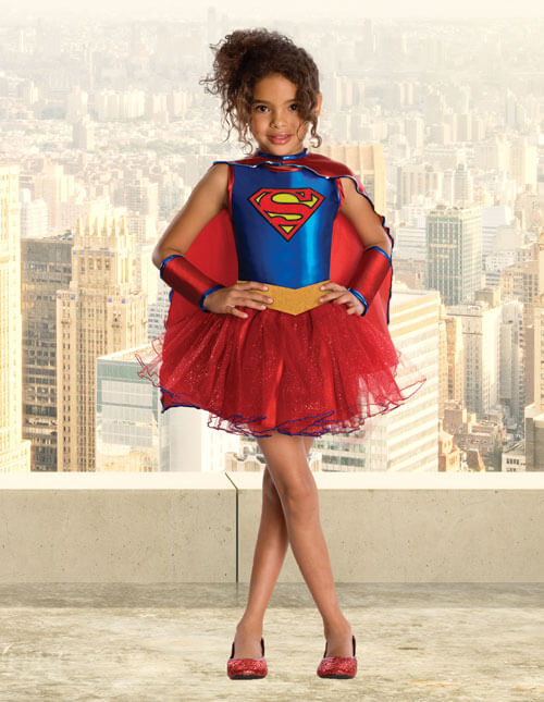 Super Hero Tutu Costume