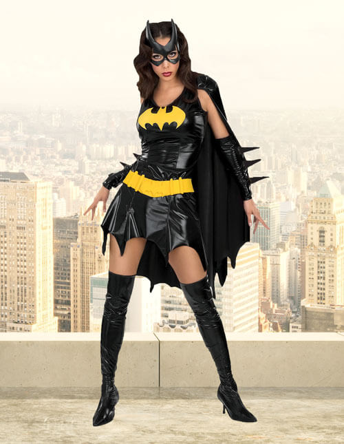 Superhero Costumes For Women - Female Superhero Costumes-7493
