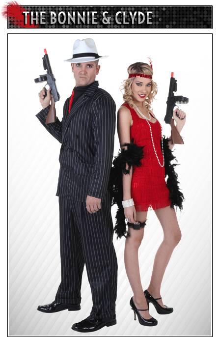 The Bonnie and Clyde