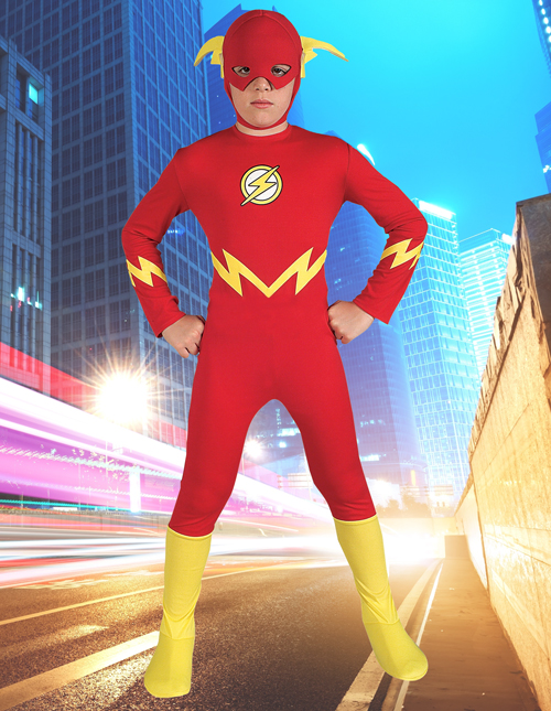 Boy's The Flash Costume