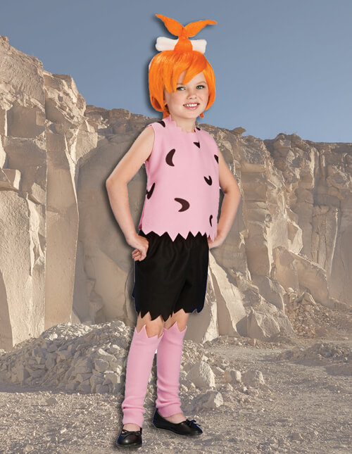 Pebbles Flintstone Costume
