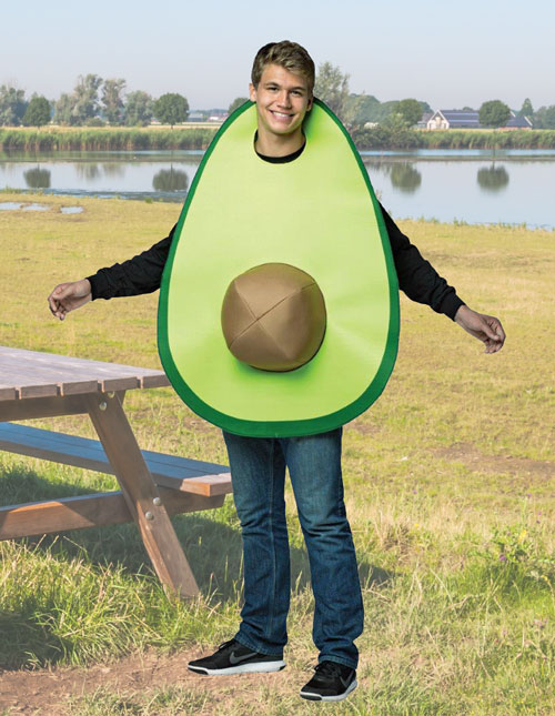 Avocado Costume