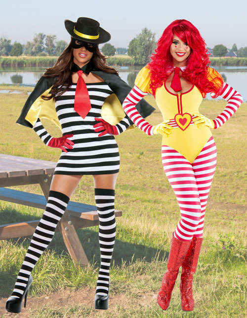 Fast Food Costumes