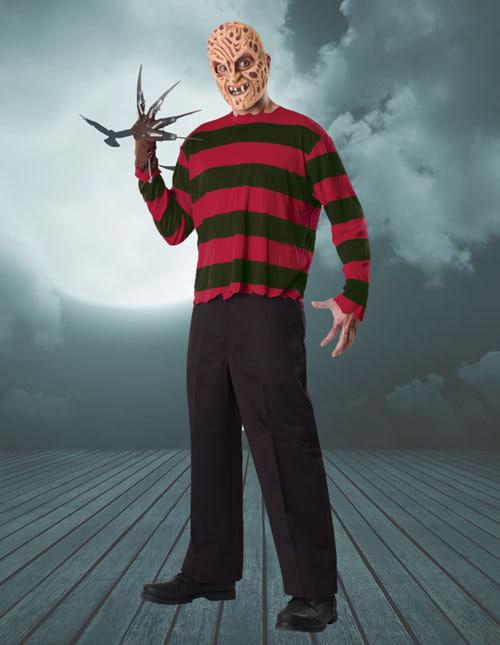 Classic Freddy Krueger Costume