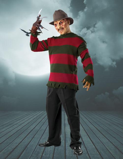 Deluxe Freddy Krueger Costume