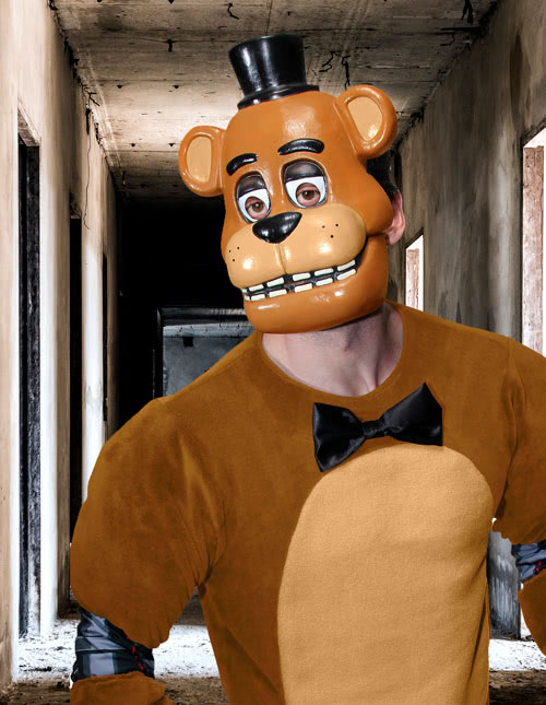 Five Nights at Freddy's Mask