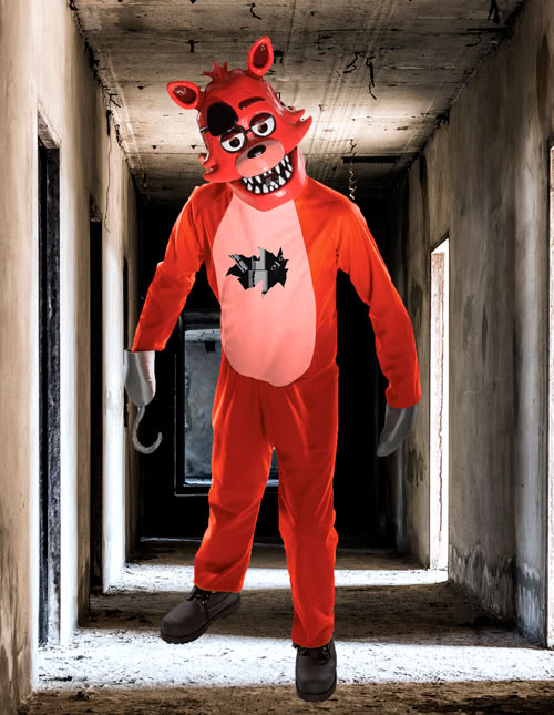Five Nights At Freddys Costumes Halloweencostumescom