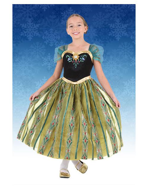Frozen Anna Gown