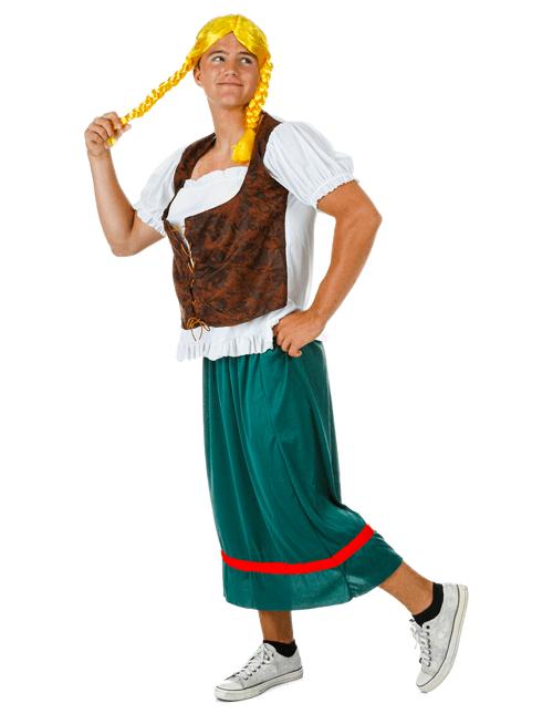 Odd Helga Costume