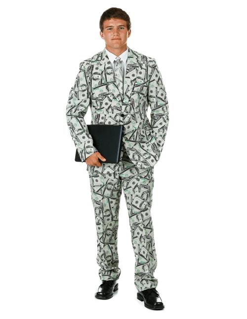 Looking Money Suit