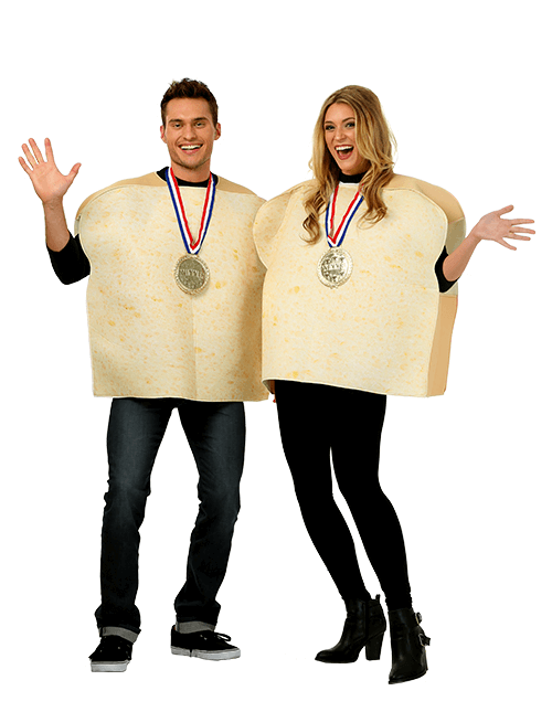 Bread Winner Costumes