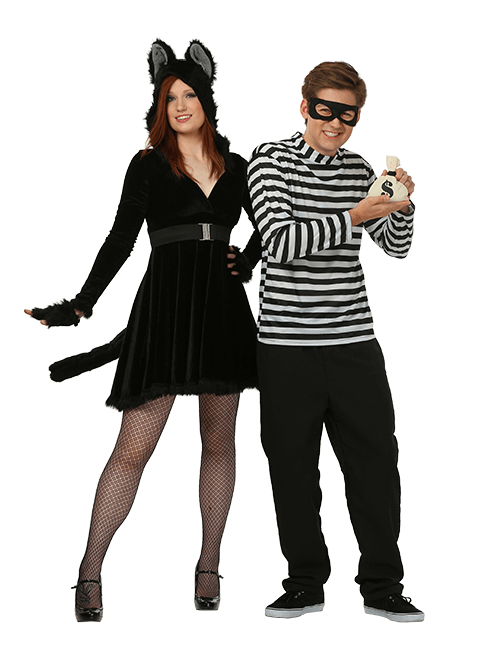 Cat Burglar Costumes