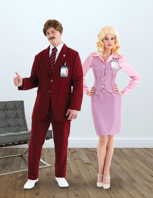 Anchorman Costumes