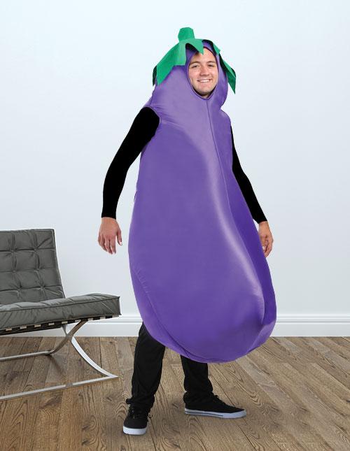 Eggplant Costume