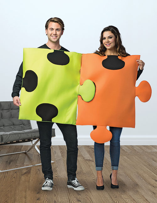 Puzzle Pieces Costume