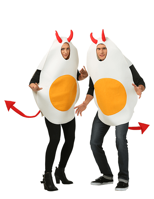 Deviled Egg Costume