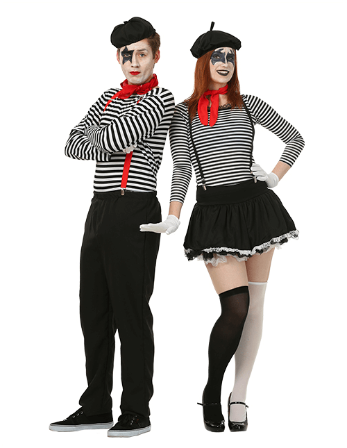 French Kiss Costumes