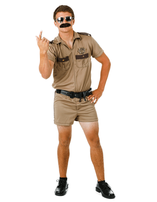 On Patrol Costume