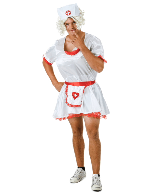 Stunning Nurse Costume
