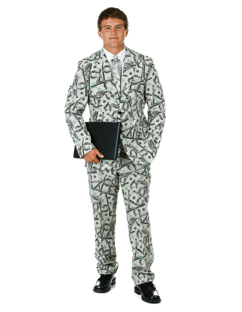 Looking Money Suit