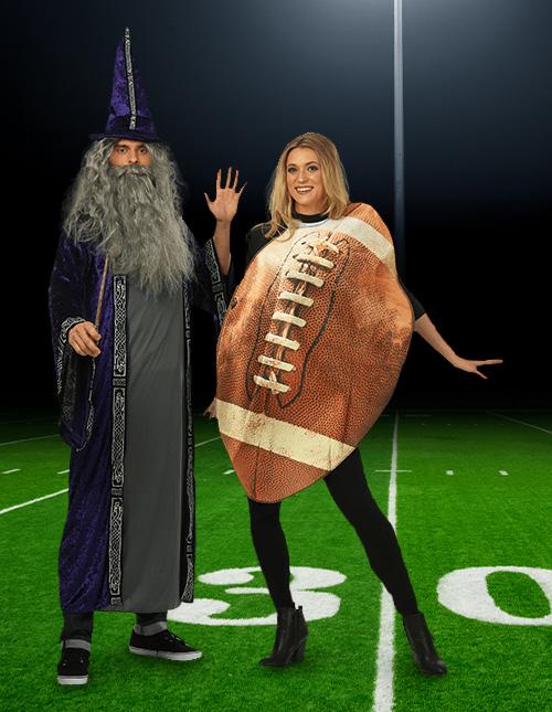 Punny Halloween Costumes
