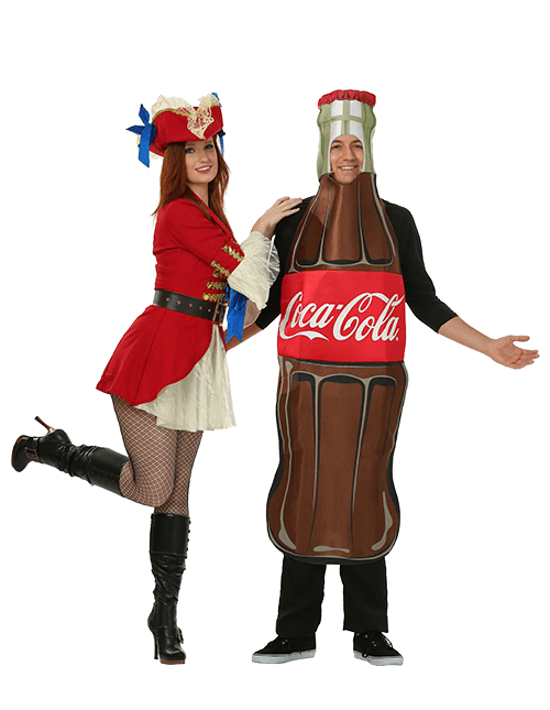 Rum and Coke Costumes