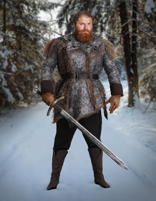 Wildling Costume