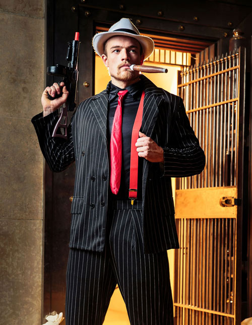 Mobster Costume