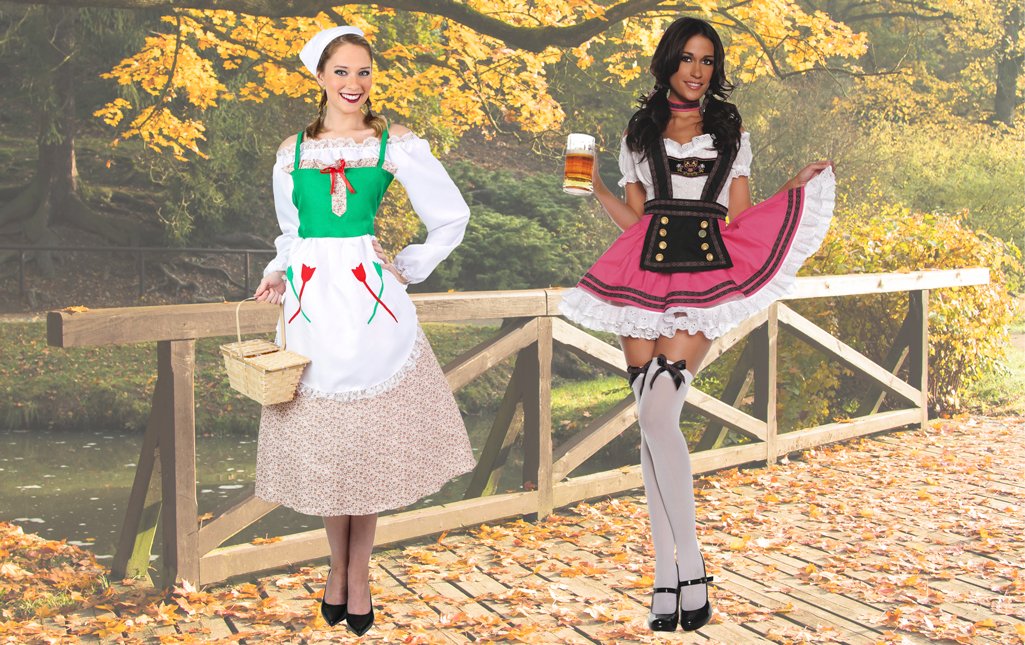 Beer Girl Costumes