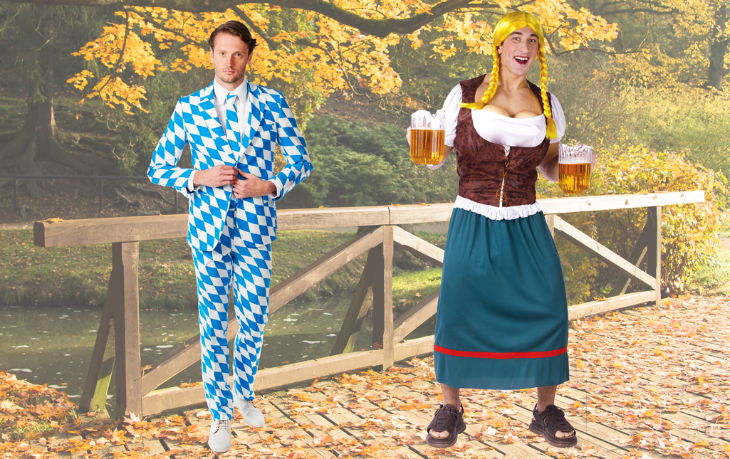 German Costumes for Oktoberfest