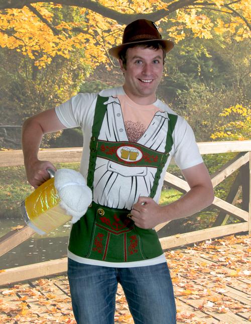 Men's Oktoberfest T-shirt