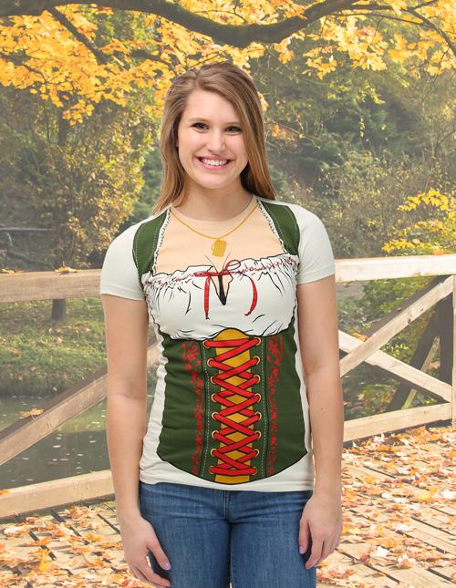 Women's Oktoberfest T-shirt