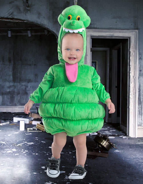 Infant Slimer Costume