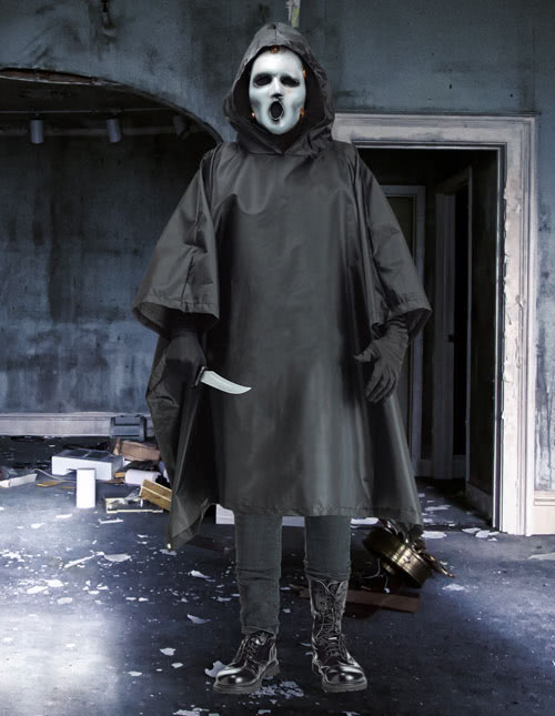 MTV Scream Costume