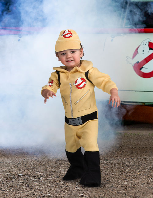 Baby Ghostbusters Costume