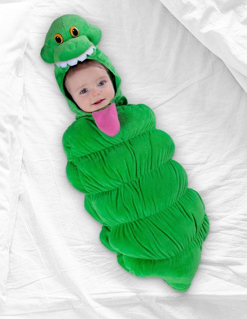 Baby Slimer Costume