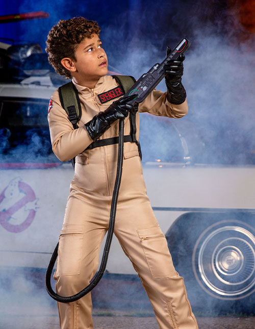 Ghostbuster Costumes for Kids