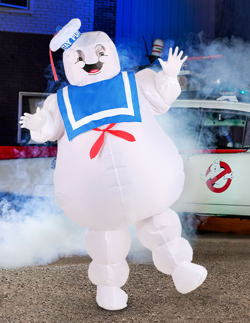 Ghostbusters Inflatable Stay Puft Costume
