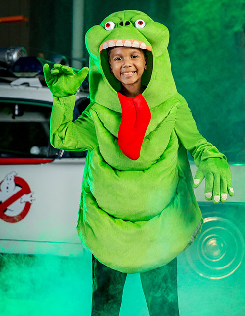 Kids' Slimer Costume