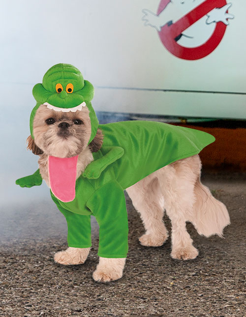 Slimer Dog Costume