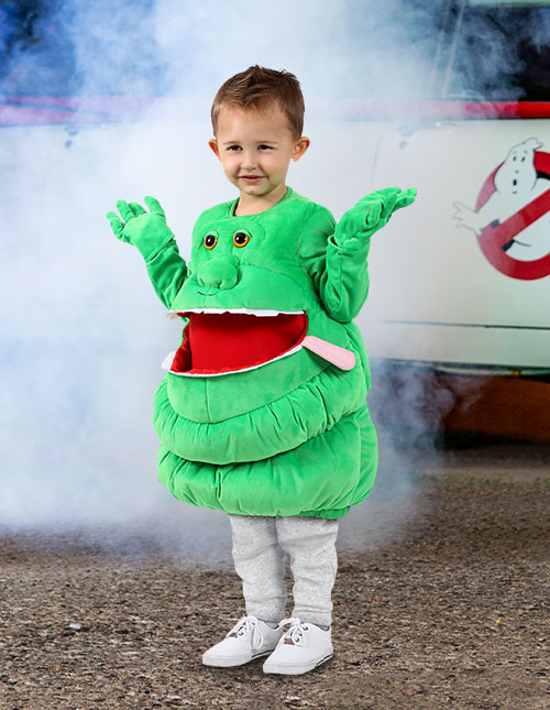 Toddler Slimer Costume